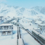 «Echelon» – winter map