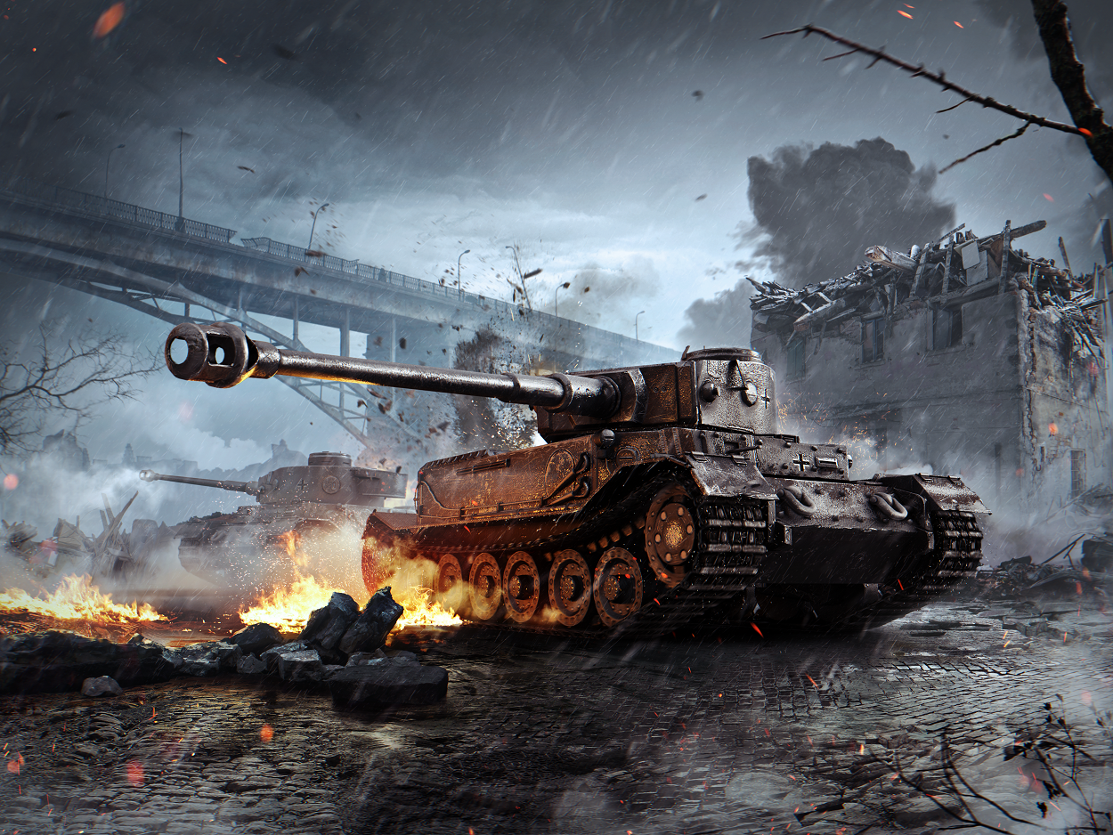 скачать world of tanks blitz на android и ios