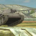German medium tank in the update 1.9