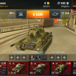 Icons tanks in the hangar by Ky4ik for 2.3