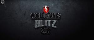 WoT blitz 2.8