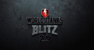 WoT Blitz 2.9