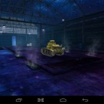 Hangar Cosmos for World of Tanks Blitz 2.10