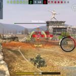 Sight Gray for World of Tanks Blitz