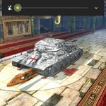 """Hangar and skins for tanks """"Crusaders"""""""