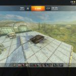 New hangar for World of Tanks Blitz