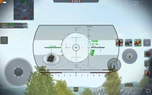Harpoon sight for World of Tanks Blitz