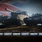 British Tank Tree