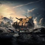 Unflappable M3 Lee – Wallpapers for WoT Blitz