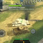 White Dead Tanks for WoT Blitz 4.9