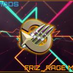 ModPack FRIZ_RAGE 2.0 for WoT Blitz