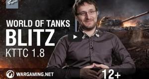 WoT blitz 1.8