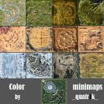 Color Maps Mod by quatr1k