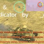 Sight & damageindicator by quatr1k