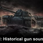 Mod: Historical gun sounds v7.3 for WoT Blitz