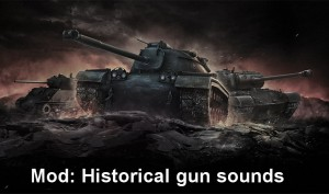 Mod Historical gun sounds