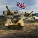 The new branch of the British Tank Destroyers in the 2.1