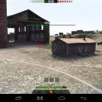 MiniSniper sight for World of Tanks Blitz 2.10