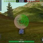 CrossPoint sight for World of Tanks Blitz
