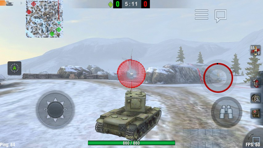 Circle information seamless for World of Tanks Blitz | WoT Blitz 6 1