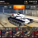 Skin Police for World of Tanks Blitz