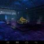 Hangar Cosmos for World of Tanks Blitz 2.10