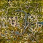 "Map ""Falls Creek""  for update 3.0."
