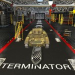Hangar Terminator for World of Tanks Blitz