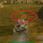 Removing direction of indicators for WoT Blitz 3.6