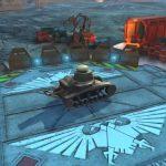 Hangar Warhammer 40k