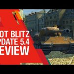Update 5.4 for World of Tanks Blitz