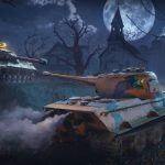 Halloween in World of Tanks Blitz 5.4