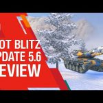 Update 5.6 for World of Tanks Blitz