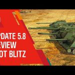 Release update 5.8 for World of Tanks Blitz