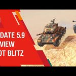 Release update 5.9 for World of Tanks Blitz