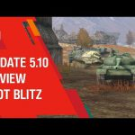 Update 5.10 for World of Tanks Blitz