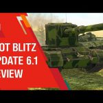 Update 6.1 for World of Tanks Blitz