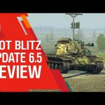 World of Tanks Blitz 6.5. Download update