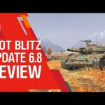 WOT Blitz 6.8 Update. Review + Download!